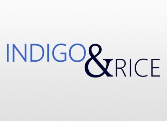 Indigo and Rice